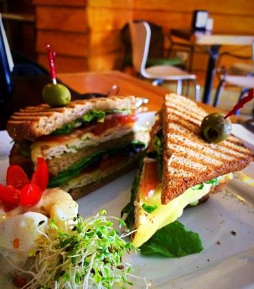 Wahoo Sandwich